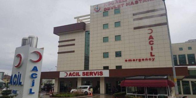 Hasta ziyareti 30 kişiyi hasta etti