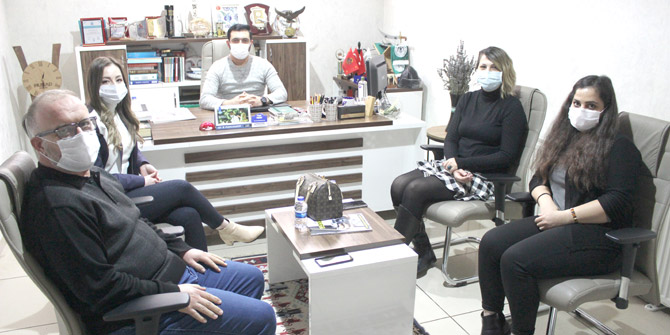 Medova'dan Yeni Haber'e ziyaret