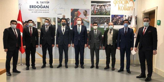 Konya AK Parti Gençlik Kolları Başkanı belli oldu!