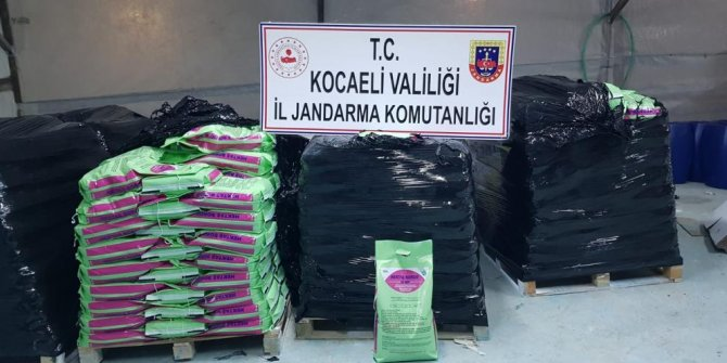 Kocaeli'nde 20 milyon lira değerinde sahte tarım ilacı ele geçirildi