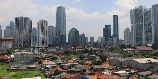 Endonezya ekonomisi yüzde 2,07 küçüldü