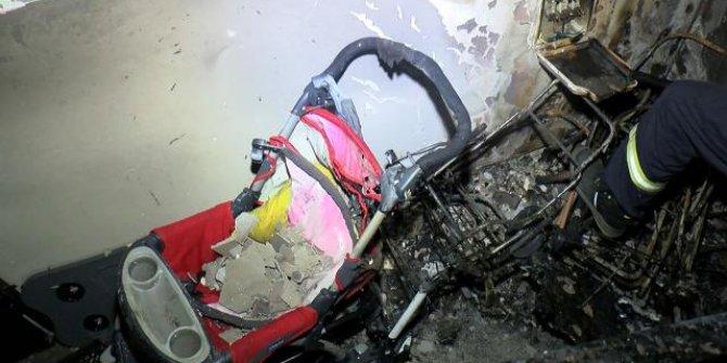 İstanbul'da korkutan yangın: Mahsur kalan 30 kişi tahliye edildi
