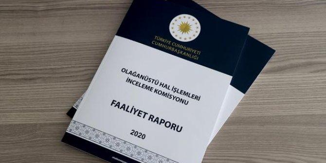 OHAL Komisyonu, 3 yılda başvuruların yüzde 89'unu sonuçlandırdı
