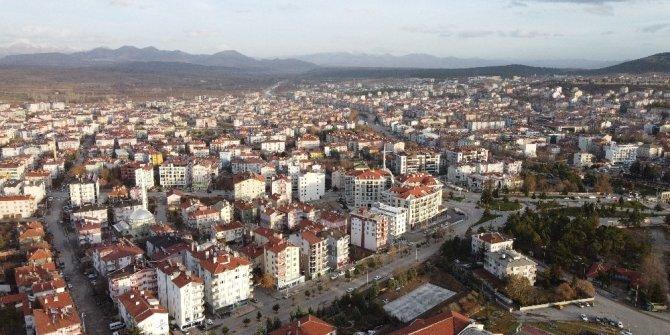 Beyşehir'in nüfusu yükselme trendinde