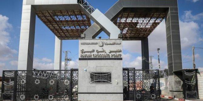 Refah Sınır Kapısı yeniden kapatıldı