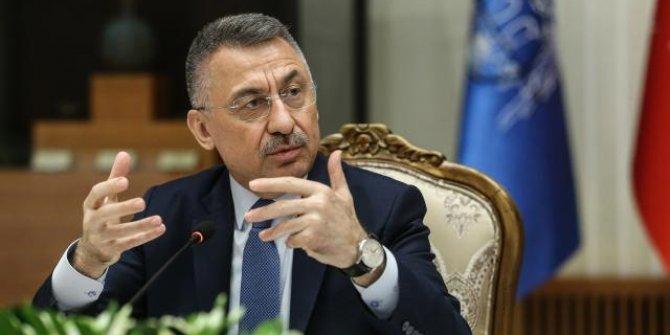Cumhurbaşkanı Yardımcısı Oktay'dan Boğaziçi tepkisi