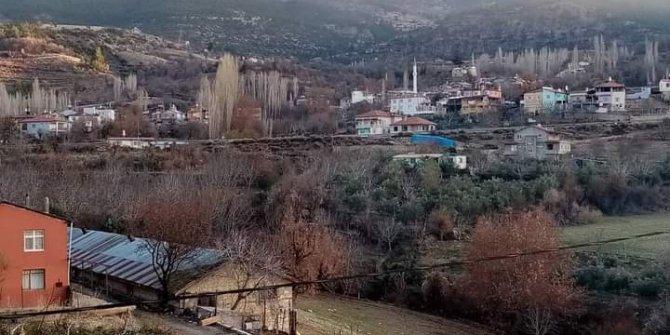 O ilde 1 köy karantinaya alındı