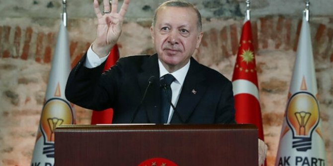 Başkan Erdoğan'a 2 milyonu aşan destek tweet'i