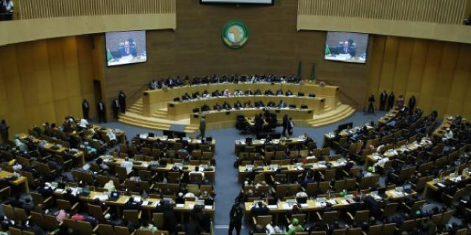 34. Afrika Birliği Zirvesi başladı