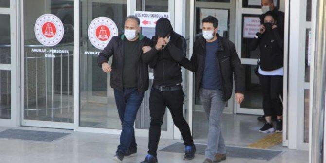 Bisküvi paketinden tespit edilen hastane hırsızları yakalandı