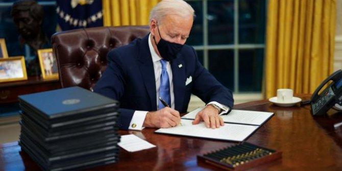Biden, Trump'ın istihbarat raporlarına erişimini kesti