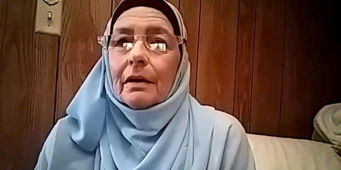 ABD'li kadın Diriliş Ertuğrul dizisinden etkilenip Müslüman oldu