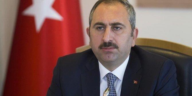 Bakan Gül: Türk yargısı milletimiz adına hesap sormaya devam edecektir