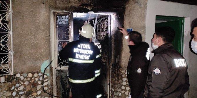 Kuşadası'ndaki yangın 4 saatte kontrol altına alınabildi