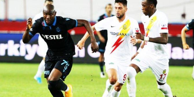 Yeni Malatyaspor - Trabzonspor! Muhtemel 11'ler