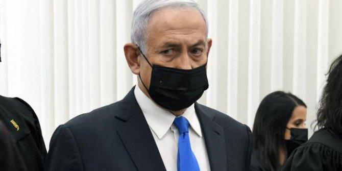 İsrail Başbakanı Netanyahu, yolsuzluk davasında hakim karşısında