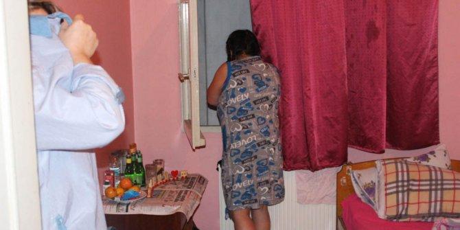 Apart otel temizlikçisi kadına fuhuş yaptıran işletmeci tutuklandı