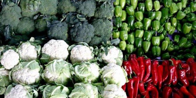 Meyve sebze üreticilerinin 2021 ihracat hedefi 5 milyar dolar