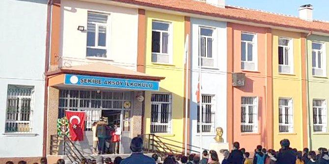 Şekibe Aksoy İlkokulu'nda Veli Kütüphanesi açıldı