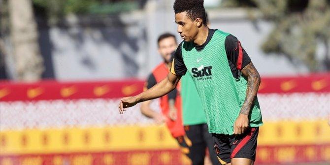 Galatasaray'da Gedson Fernandes ilk antrenmanına çıktı