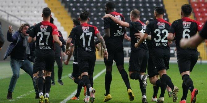 Gaziantep FK hasrete son verdi