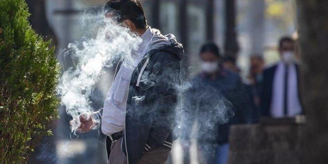 Kovid-19 ölümlerinde sigara içenlerin oranı yüksek
