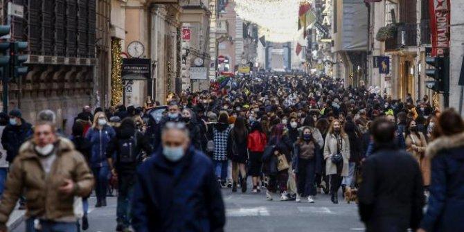 İtalya'da 307 kişi daha koronavirüsten öldü