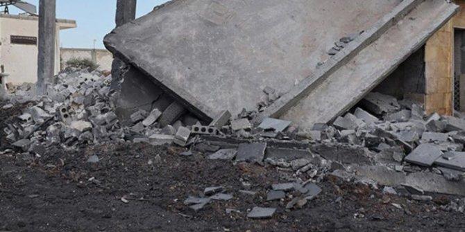 PKK'dan El Bab'a roketli saldırı: 9 yaralı