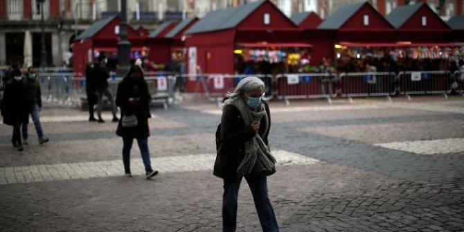 İspanya'da Kovid-19'dan son 24 saatte 114 kişi hayatını kaybetti