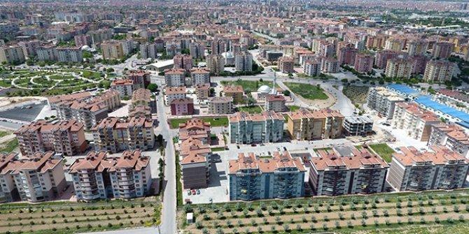 Konya'da 110 metrekare 3+1 daire satışa çıktı