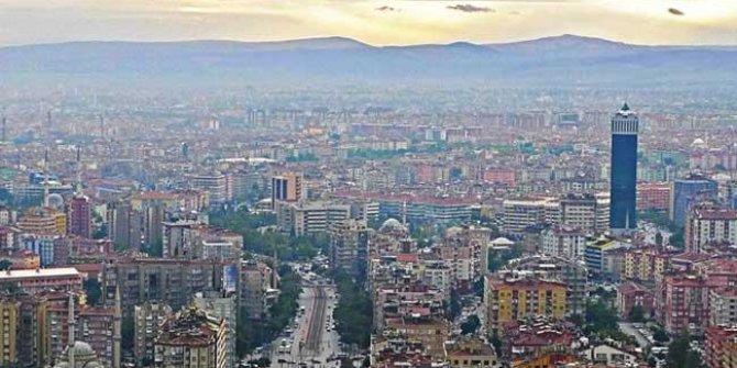 Konya'da 535 metrekare arsa satışa çıktı