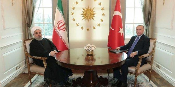 Turkish, Iranian presidents hold phone call