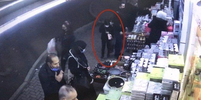 Çocukların 15 bin liralık soygunu kameralarda