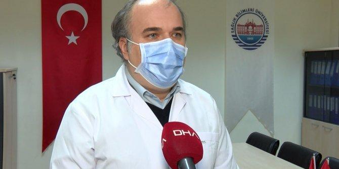 'İnaktif aşıda tüm virüse yönelik bağışıklık sağlanıyor'