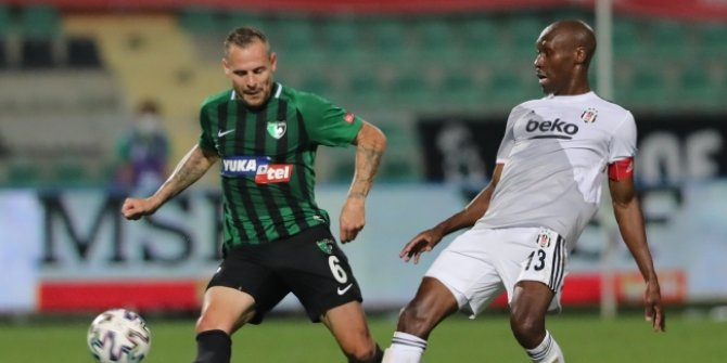 Beşiktaş ile Denizlispor 42. randevuda
