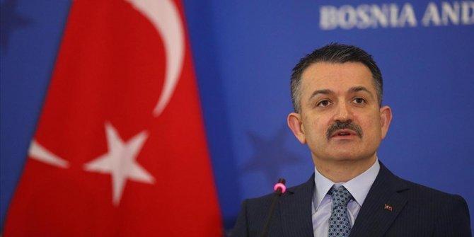 Pakdemirli u Sarajevu: Turski parlament će do 16. marta ratifikovati Sporazum o slobodnoj trgovini s BiH