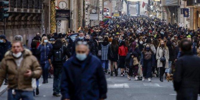 İtalya'da bir günde 19 bin 886 yeni vaka