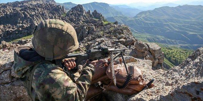 PKK terrorist ammunition seized in southern Turkey