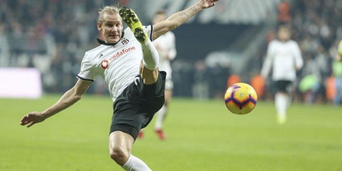 Beşiktaş'a Vida piyangosu! Kabul etti