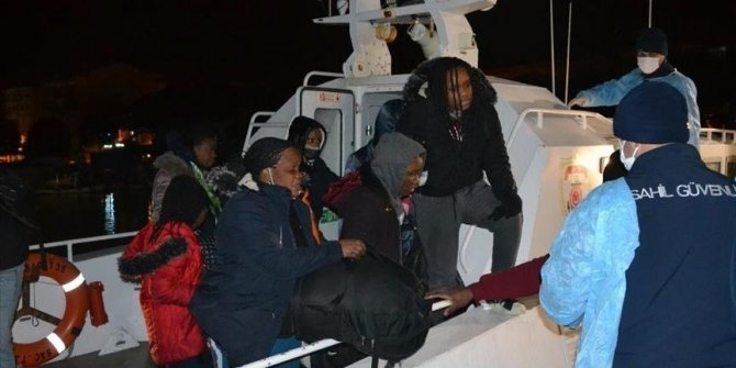 In 2020 Turkish Coast Guard saved 12,500+ in its waters