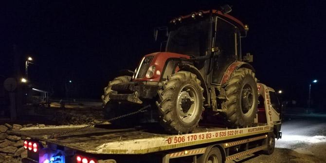 Konya'da çalınan traktörlerden ikincisi de bulundu
