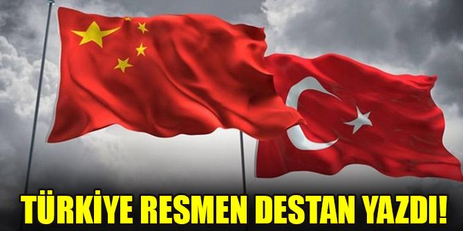 Türkiye resmen destan yazdı! Dünyada sadece Türkiye ve Çin bunu yapabildi