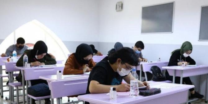 Liselerde yüz yüze sınavlar 8 Mart'ta başlayacak