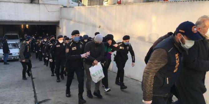 15 ilde dolandırıcılık operasyonu: 11 tutuklama