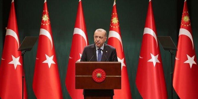 Erdogan: En France, on est face à un racisme institutionnel