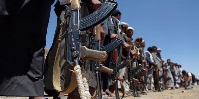 ABD'den Yemen'deki Husilerin iki üst düzey ismine yaptırım