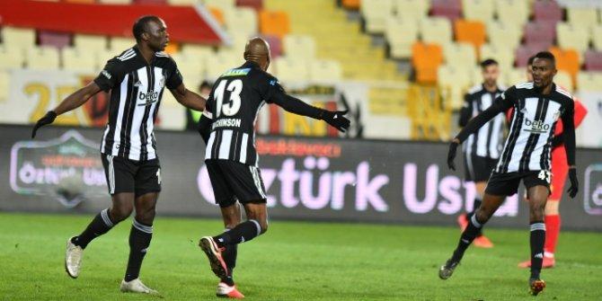 Beşiktaş Atiba ile güldü