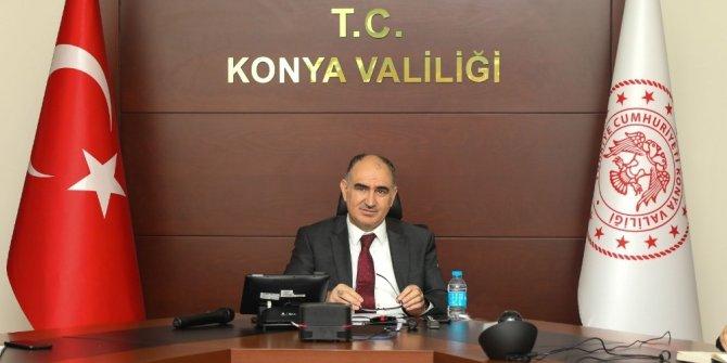 Vali Özkan, kaymakamlar ve oda başkanları ile tedbirleri görüştü