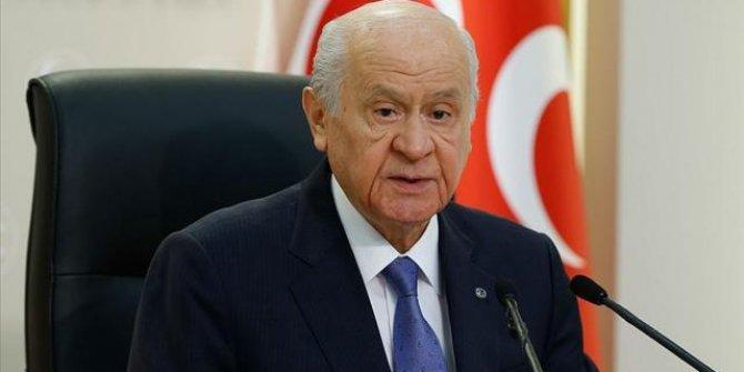 Bahçeli: Korgeneral Osman Erbaş şehit oldu