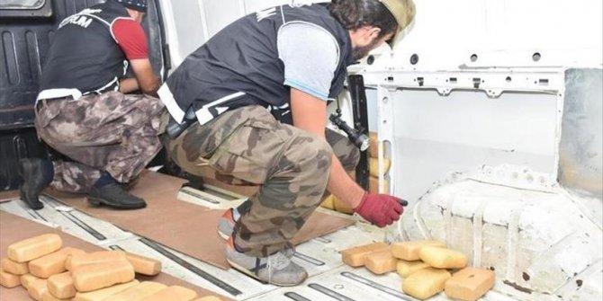 Turska: Policija u Istanbulu zaplenila više od 300 kilograma heroina
